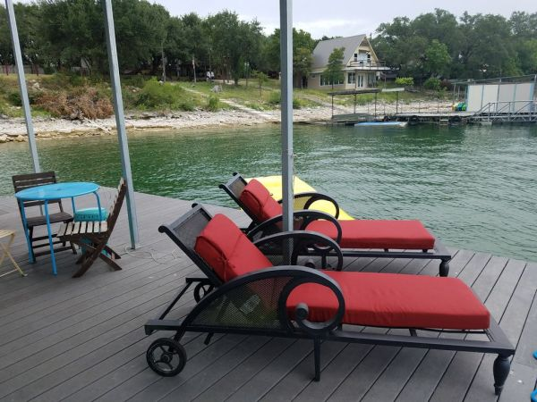 Two Waterfront Tiny Homes on Lake Travis Vacation Rentals_017