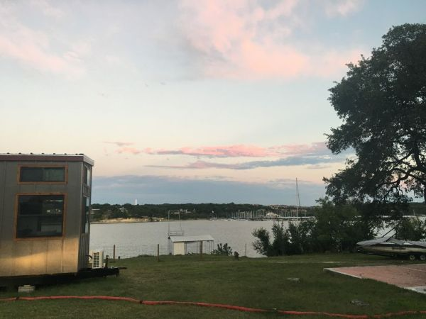 Two Waterfront Tiny Homes on Lake Travis Vacation Rentals_019
