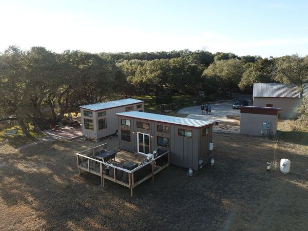 Two Waterfront Tiny Homes on Lake Travis Vacation Rentals_023