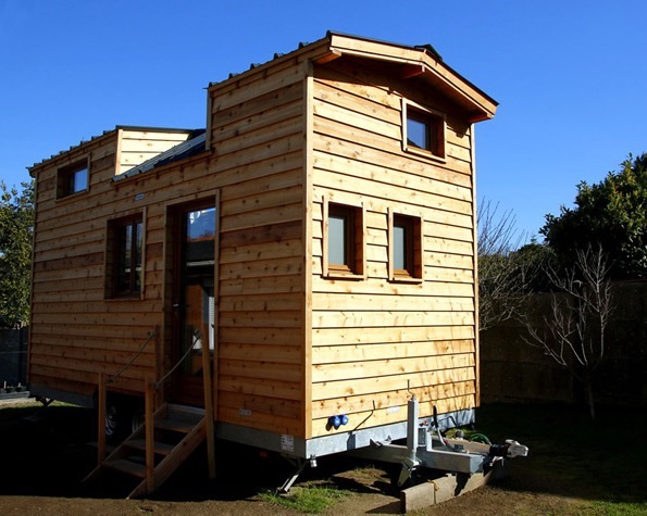 Ty Roule Tiny House on Wheels 001