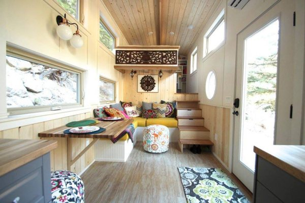 Valhalla 35ft Gooseneck Tiny House by Simblissity 002