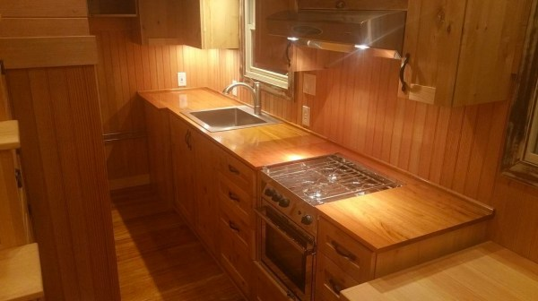 Vardo Style Tiny House on Wheels For Sale 006