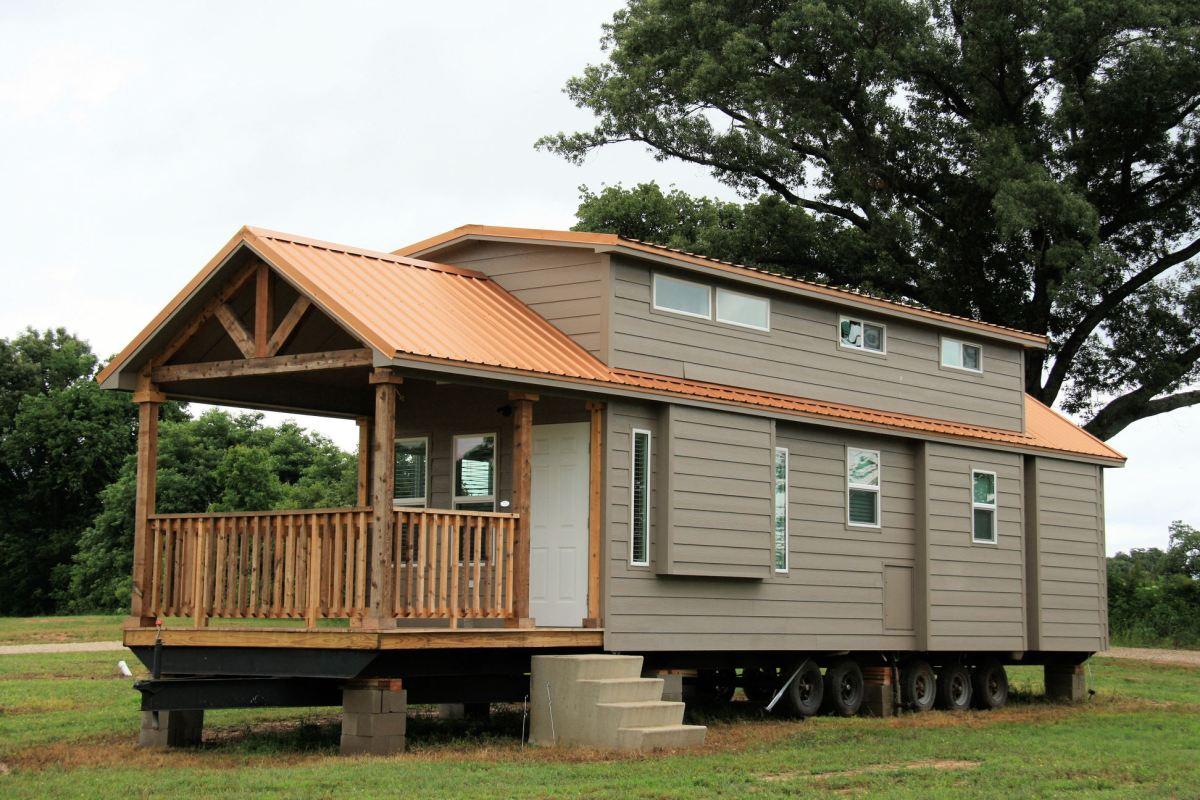 Tiny Home Designs: Vintage Grace New Park Model For Sale, Texas