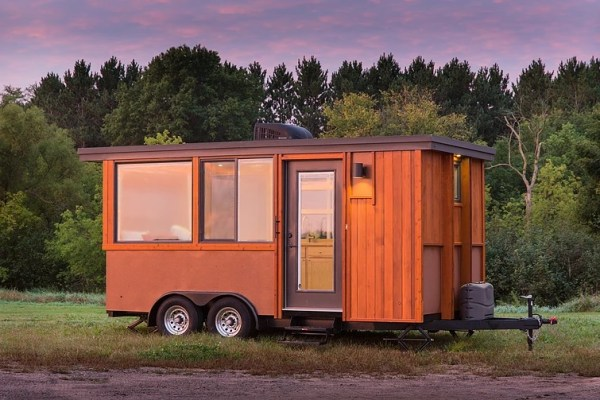 Vista Tiny House on Wheels 001