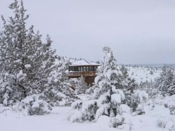 Watch Tower Cabin in Terebonne 0019