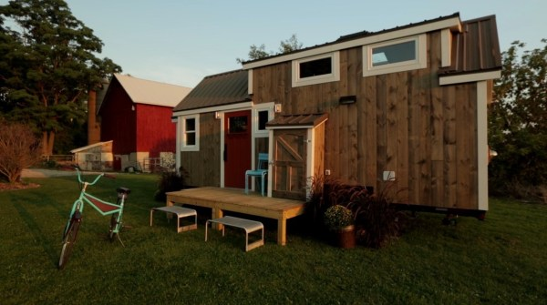 Watertown Tiny House by Wishbone Tiny Homes 007