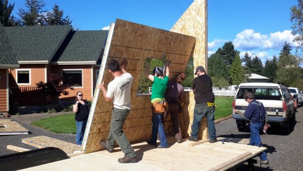 Week-long Hands-On Tiny House Workshop in Tucson 01