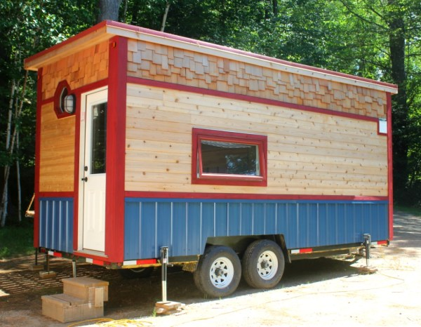 Whirly Tiny House