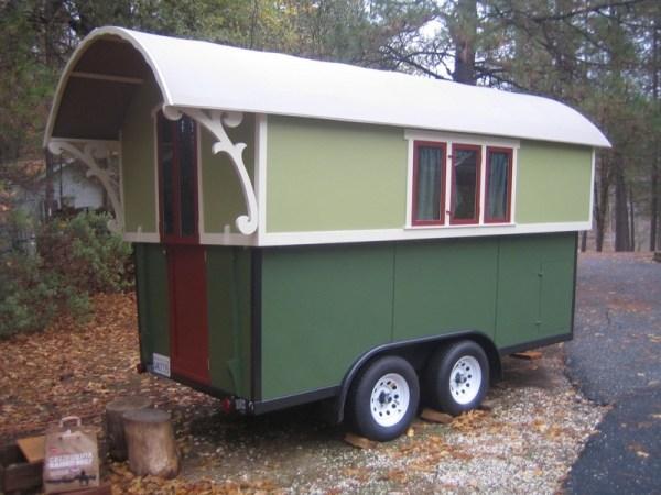 William's Vardo Tiny House on Wheels 001