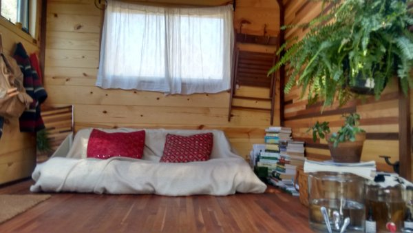 Woolly Resistance Tiny House by Carpenter Owl 003