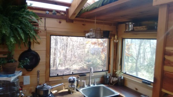 Woolly Resistance Tiny House by Carpenter Owl 005