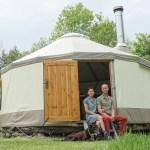Yurta – Yurt life building1