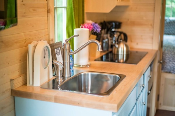 Zoe Cypress 20 Tiny House at Mt Hood Tiny House Village via TinyHouseTalk-com 0022