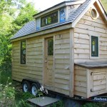 Aldo Lavaggi's Tiny House And It's Off-Grid Capabilities