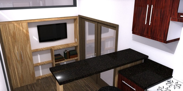 Athru Tiny House Design by Humble Homes (4)