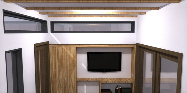 Athru Tiny House Design by Humble Homes (5)