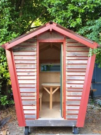Backyard Micro House or Office