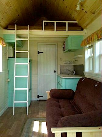 Beach Bungalow Tiny House