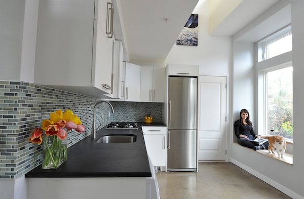 Luxurious Kitchen in Small Home