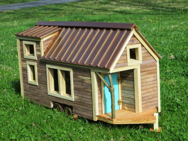 brevard tiny house robins nest 001 - Tiny House How To