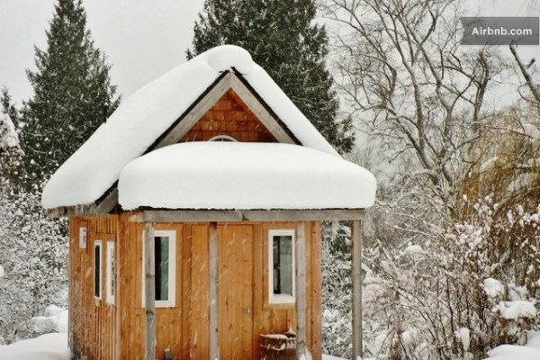 Canada Tiny House Rental