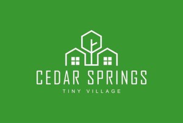 Cedar Springs Tiny Village: The Big Tiny Bash, OH