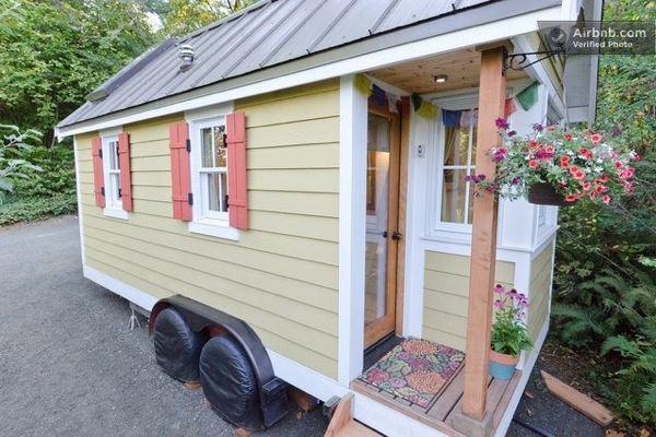 rent tiny house. cozy tiny house for rent i