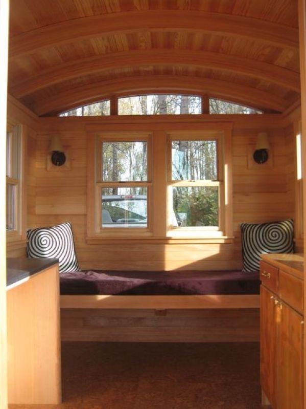 Don Vardo Tiny House Interior