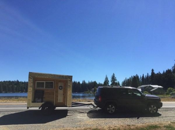 The Drift House Micro Camper