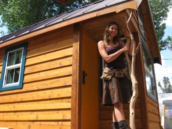Ella's Tumbleweed Tiny House
