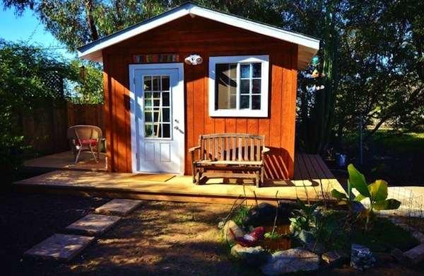 Tiny Cabin Vacation
