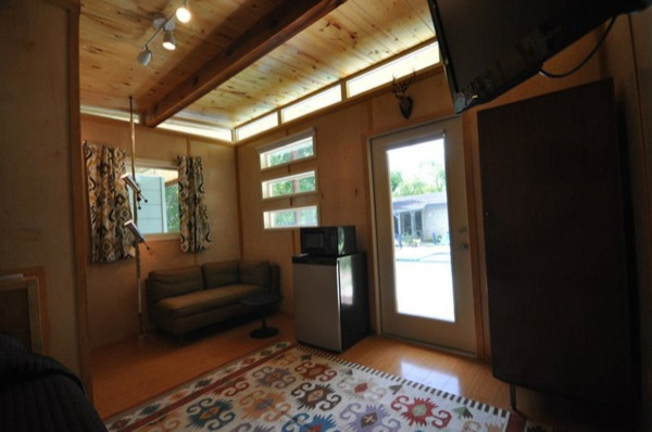 Other Tiny House Interior and Entrance