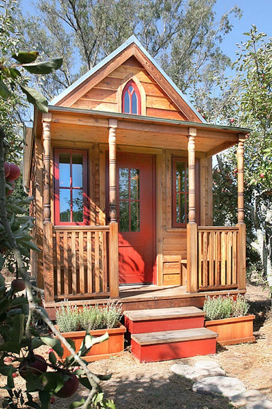 Epu Tiny House from Tumbleweed Houses