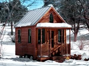 Epu Tumbleweed House