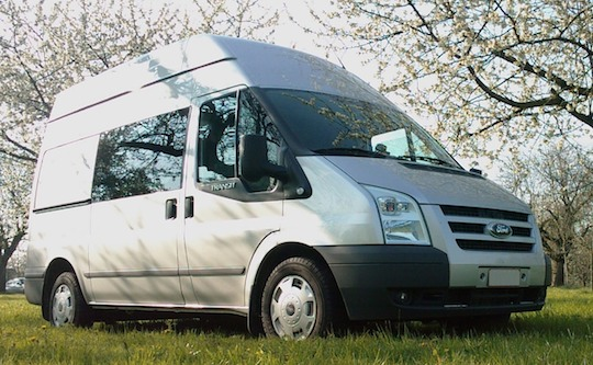 Ford Transit Stealth Van Dwelling Camper slash Cargo Van