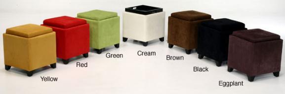 furniture-for-small-space-microfiber-storage-ottomans