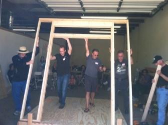 GA Tiny Home Builders Workshop with Dan Louche