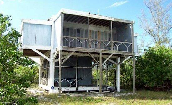 Hart Cottage in Keewaydin Island Florida