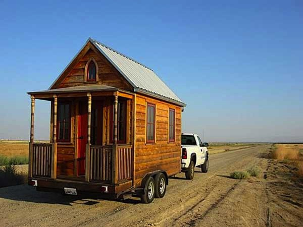 Tumbleweed Tiny House Company Build It: One Of Jay Shafer's Original Tumbleweed Tiny Houses For