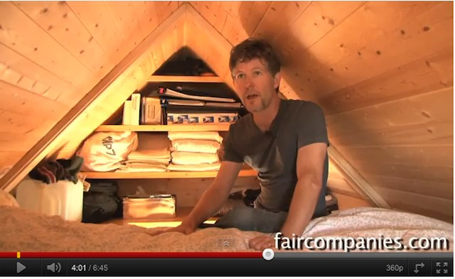 Jay Shafers Tumbleweed Epu Tiny House
