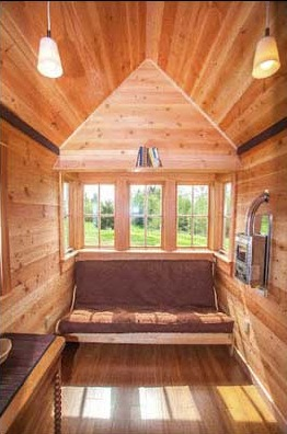 The Kingfisher Tiny House 144 Sq Ft Home On Wheels