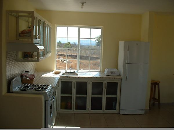 Kitchen in Small/Tiny Home