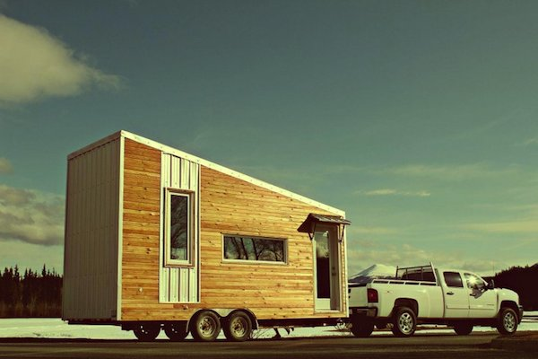 Leafhouse is a Luxury Tiny House on Wheels that Serves Family of 4