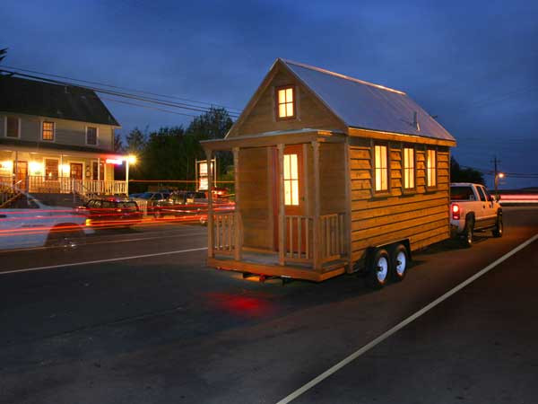 Nerd Girl Homes Building Tiny Houses For A Good Cause