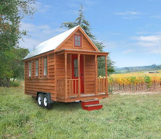 Lusby Tiny House