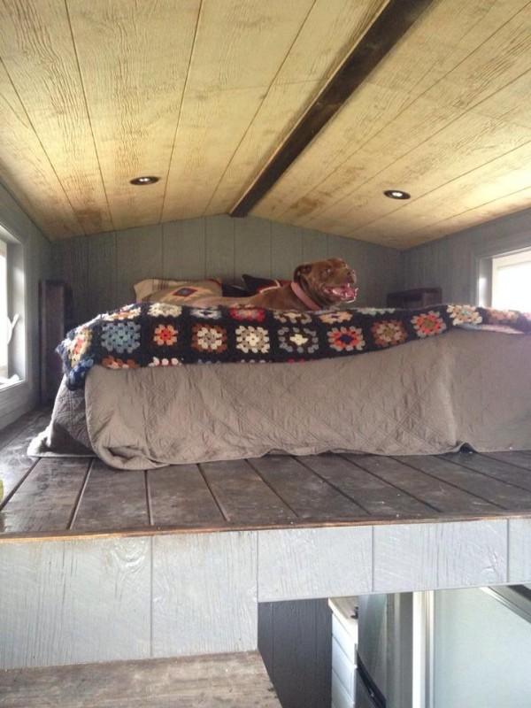 Married Couple Build Tiny Home