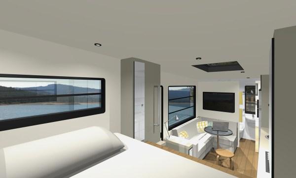 MCM Design Motorhome Tiny House