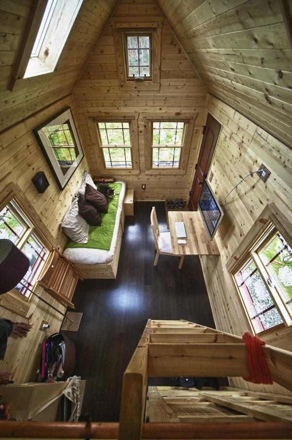Malissa's Tiny House on Apartment Therapy Contest
