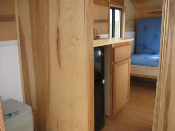 Micro Camper Travel Trailer