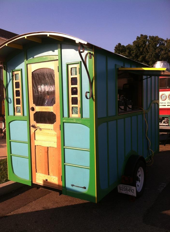 Three Beans Coffee Mobile Micro Vardo Coffee Shop In